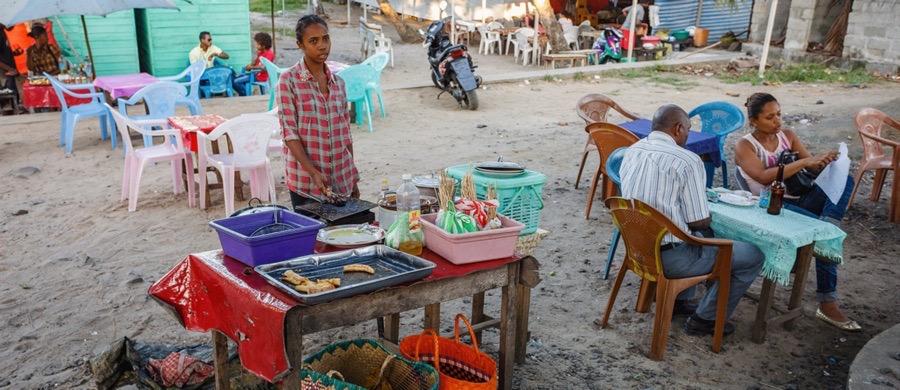 Madagaskisk mat & dryck