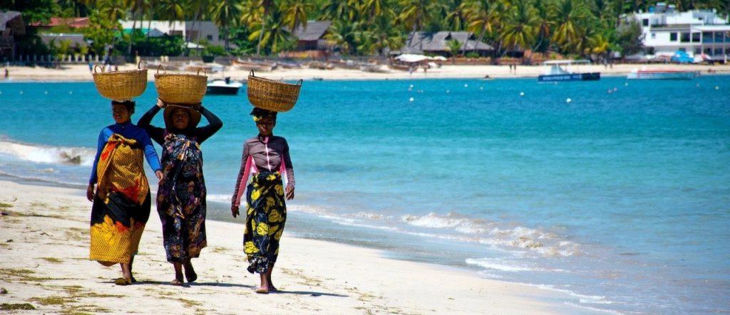 Resa till Madagaskar